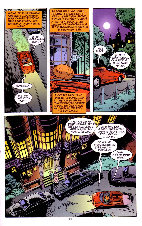 Read online Merv Pumpkinhead, Agent of D.R.E.A.M. comic -  Issue # Full - 18