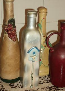 Botellas Plasticas Decoradas