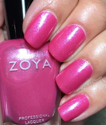 Zoya Petals Collection , Azalea