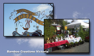 bamboo creations victoria is attending the Foster market this australia day long weekend