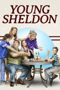 Young Sheldon 2ª Temporada Torrent – WEB-DL 720p/1080p Dual Áudio