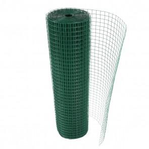 Pabrik Pagar BRC - Produksi & Jual Kawat Loket PVC Berbagai Jenis Ukuran.