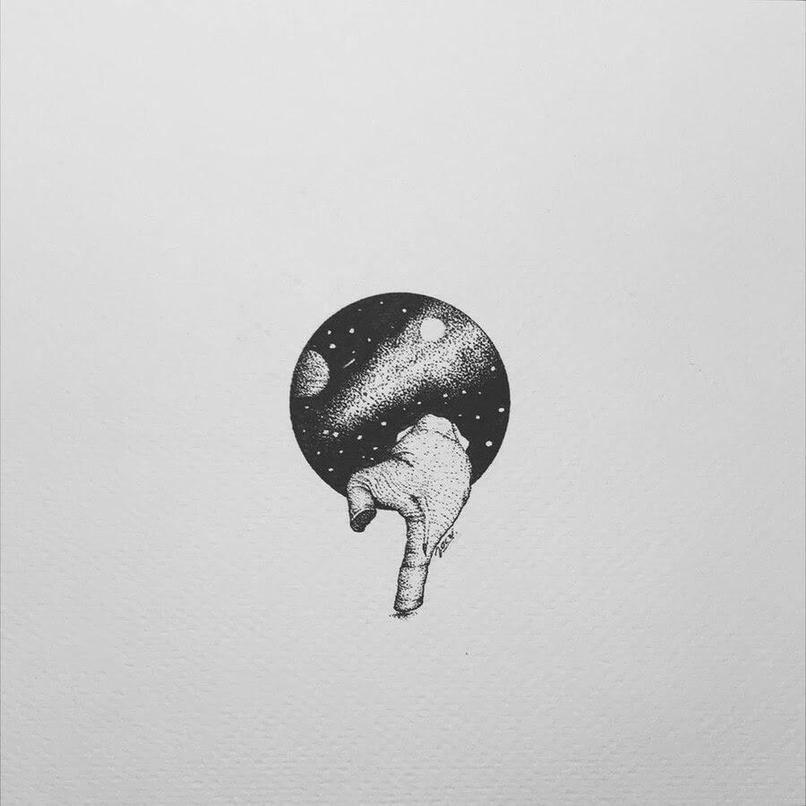 04-Baby-Elephant-Aleksandra-Jaczewska-www-designstack-co