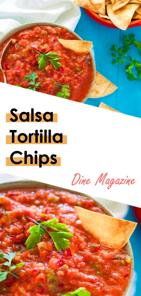 Salsa With Tortilla Chips - Healthy chips and salsa, Keto chips and salsa, Chips and salsa meme, Chips and salsa display, Chips and salsa gift basket, Chips and salsa bar wedding. Homemade Tortillas Chips & salsa Dip Recipes for Snacks, Parties, Super Bowl, Gluten Free, Low Carb, Appetizers. #healthychipsandsalsa #ketochipsandsalsa #salsachips #salsaandchipscalories