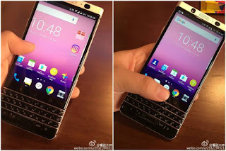 Foto Asli BlackBerry Mercurry Beredar?