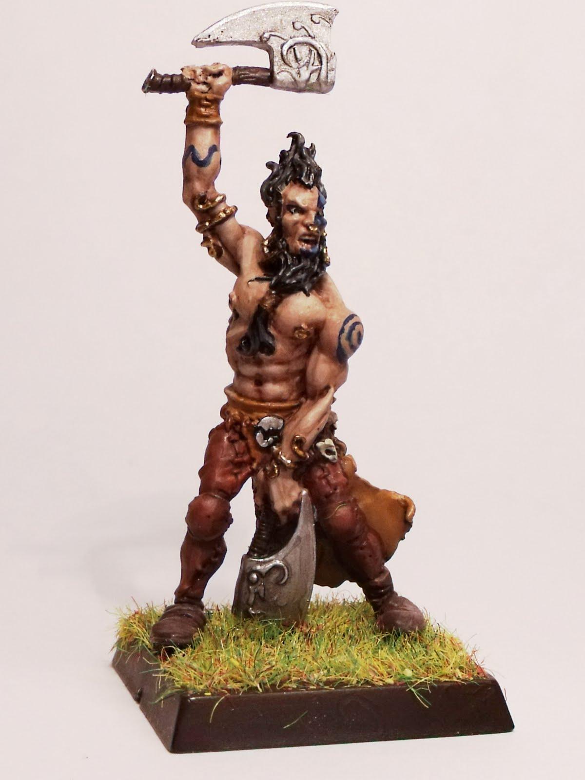 Four Colour Super Minis: Pictish Warriors