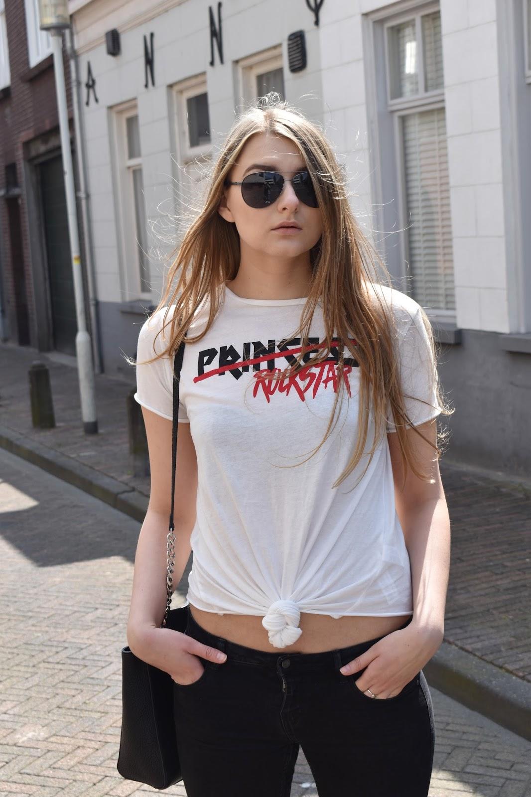 Koszulka z Zara
