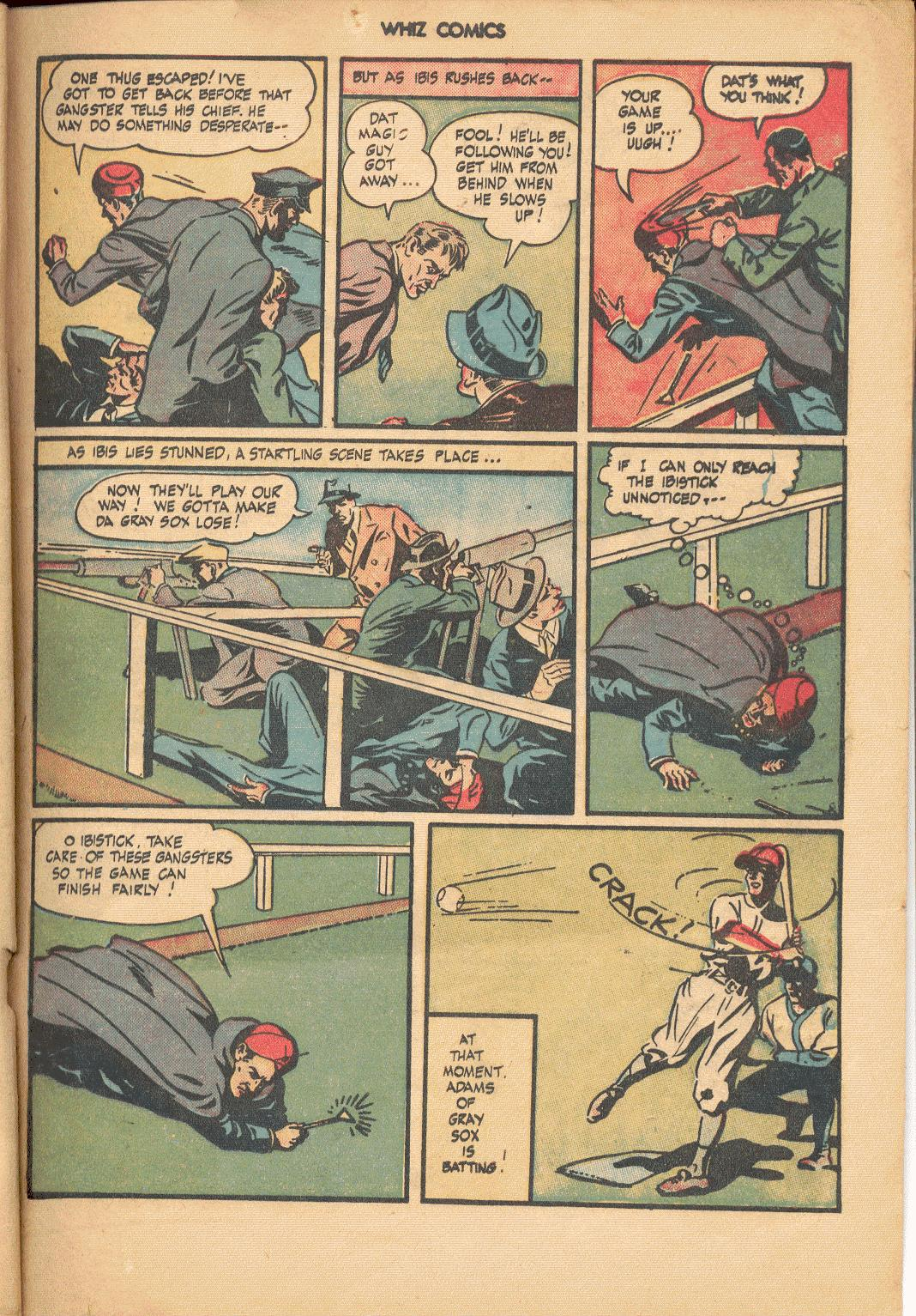 WHIZ Comics issue 71 - Page 25