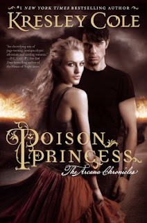 Poison Princess by Kresley Cole | Cover Love