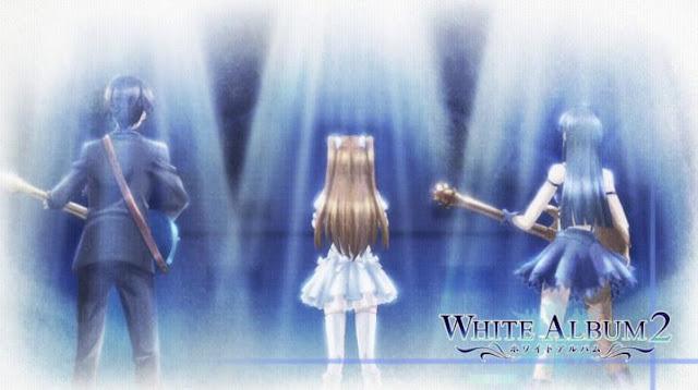 Anime Drama Romance Terbaik - White Album 2