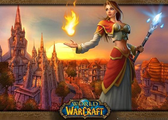 World of Warcraft jogos PC