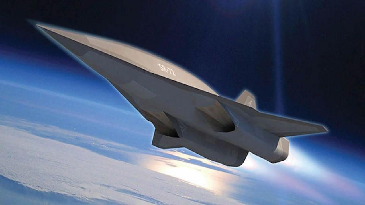 Lockheed confirma que el Avión Hipersónico Secreto SR-72 se construirá