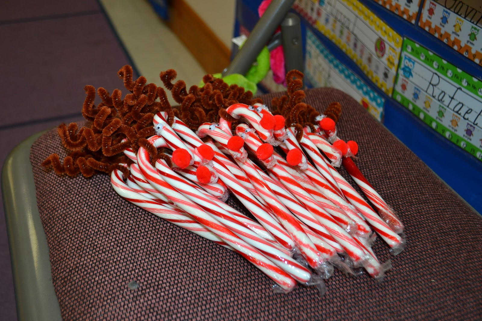 Smith Stories Kindergarten Christmas Party