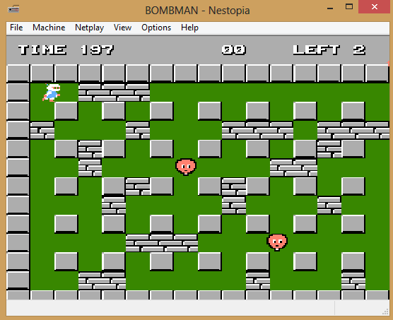 Emulator NES Bomberman