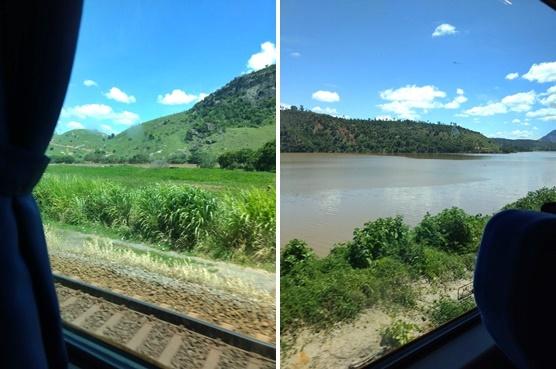 Informações, preços e dicas da viagem de Trem de Vitória a belo Horizonte