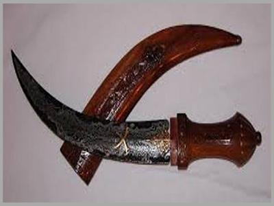 Belati, Senjata Tradisional Betawi Dari Jakarta