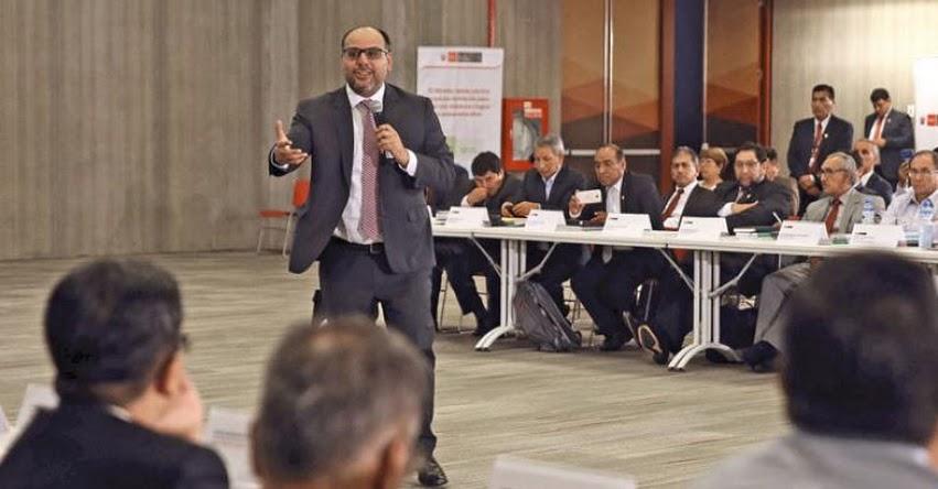 Gobierno Nacional y los gobiernos regionales suscribieron el Pacto Nacional Bicentenario por la Educación