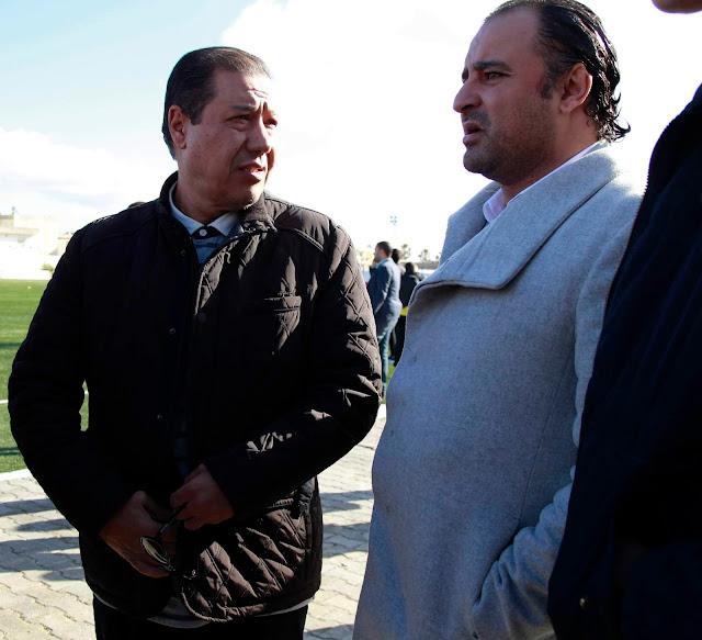 عبد السلام السعيداني يرد الجميل للجريء بعد ان مكنه من المشاركة في السوبر