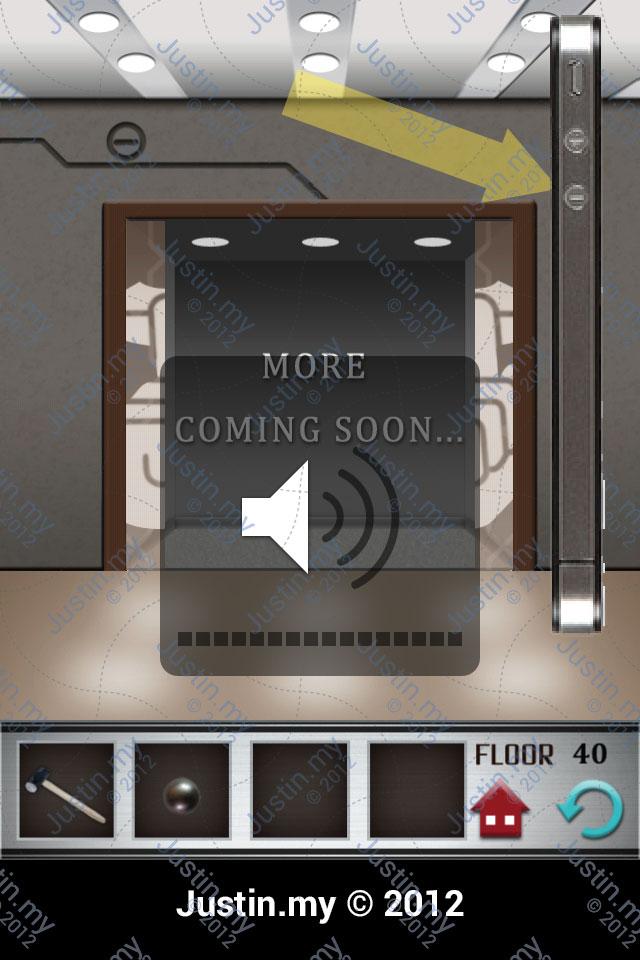 100 Floors Level 36 37 38 39 40 Answer 100 Floors Answer