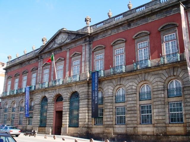 Museu Nacional Soares dos Reis em Porto