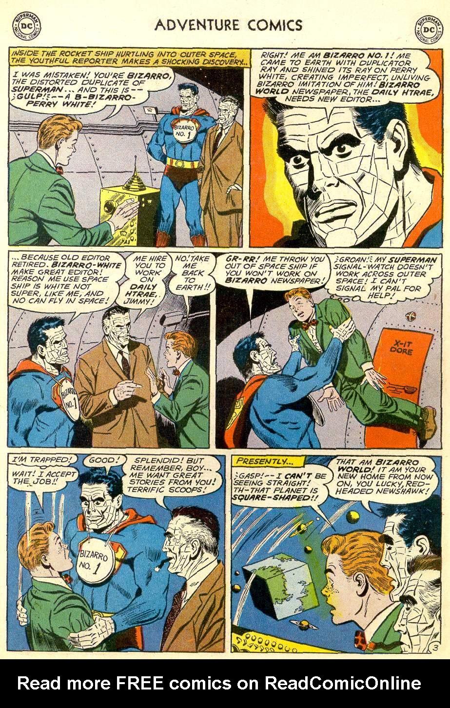 Read online Adventure Comics (1938) comic -  Issue #287 - 22