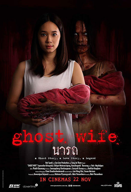 Review film Ghost Wife (2018)
