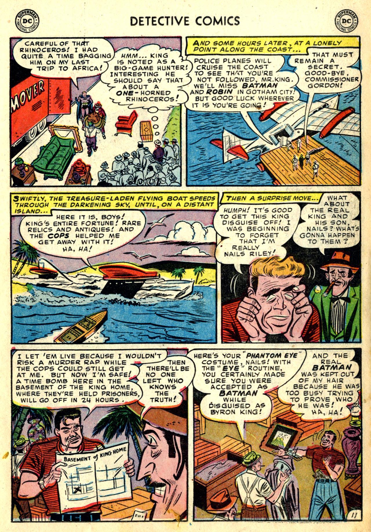 Detective Comics (1937) 192 Page 12
