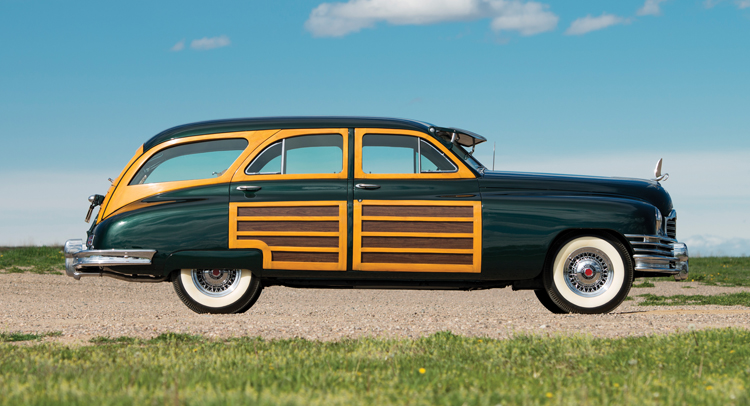 Get Your Woodie Wagon On At RM's Motor City Auction
