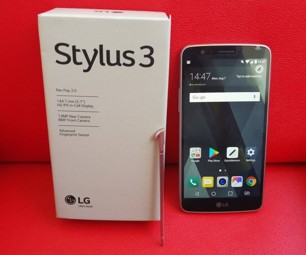 LG Stylus 3 Review; Affordable Way To Note