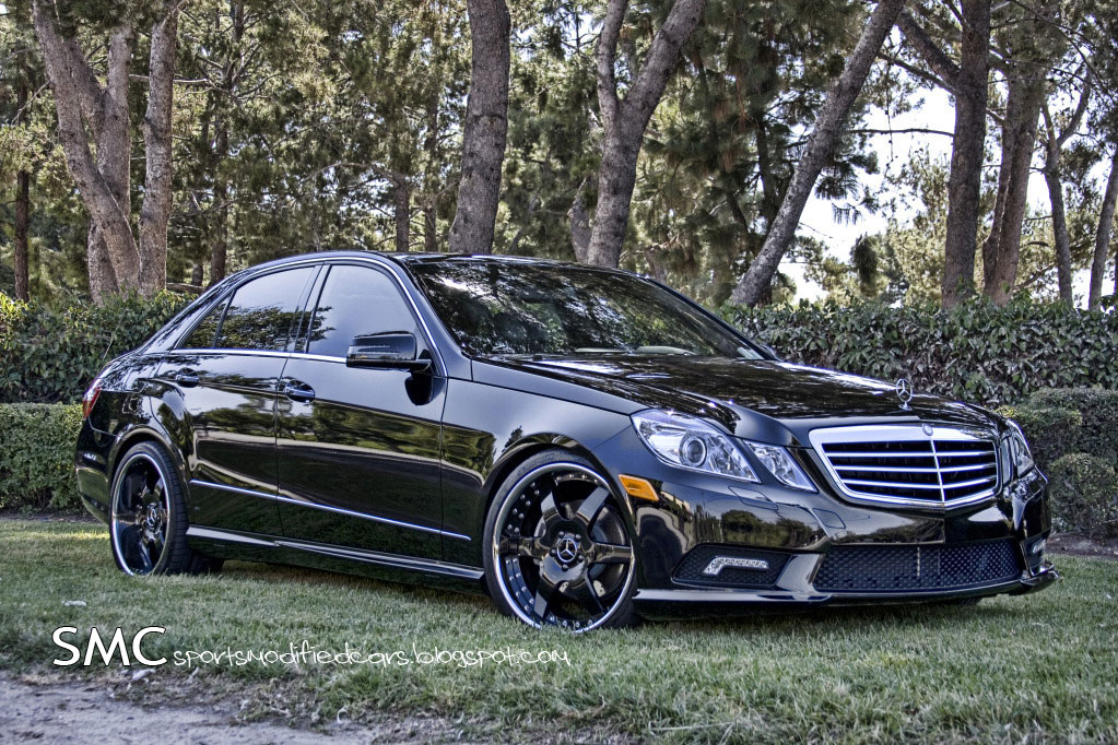 mercedes benz e350 gets eye candy treatment from hess motorsports auto keirning cars. Black Bedroom Furniture Sets. Home Design Ideas