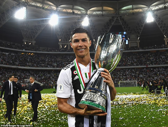 Patroli303 : Ada Ronaldo, Juve Di Targetkan Juara Liga Champions