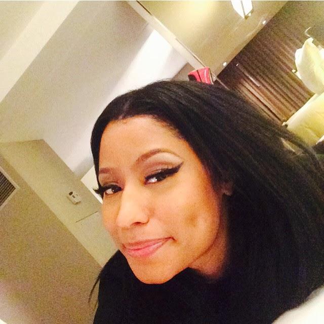 selfie Nicki minaj