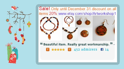 Exclusive Souvenirs, Paintings and Jewelry in russian style discount 20%