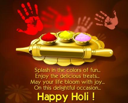 happy holi wishes images