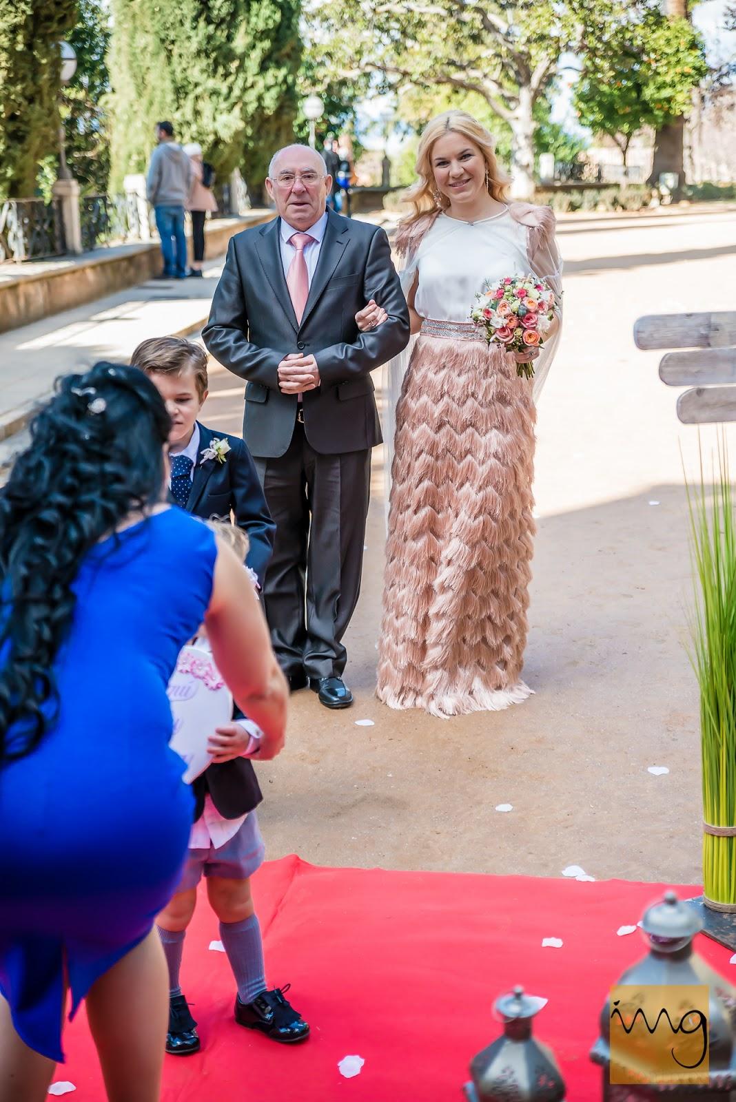 Fotógrafos de boda en Granada.