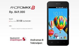 http://tekinolpen.blogspot.com/2017/02/spesifikasi-dan-harga-andromax-b.html