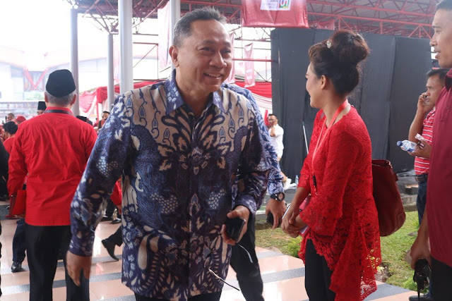 PDIP Minta Maaf ke Zulkifli Hasan Terkait Sorakan 'Huu' di Acara HUT PDIP