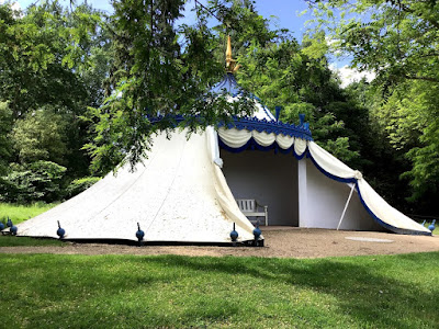 The Turkish tent, Painshill