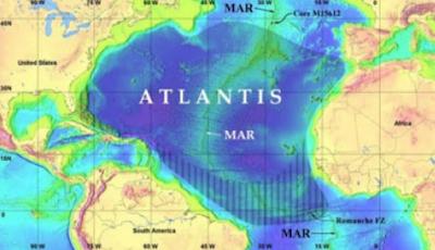 Misteri Kota Atlantis Yang Hilang
