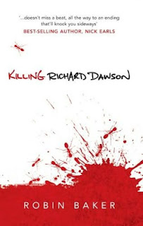 Killing Richard Dawson by Robin Baker book cover