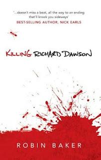 Killing Richard Dawson by Robin Baker book cover