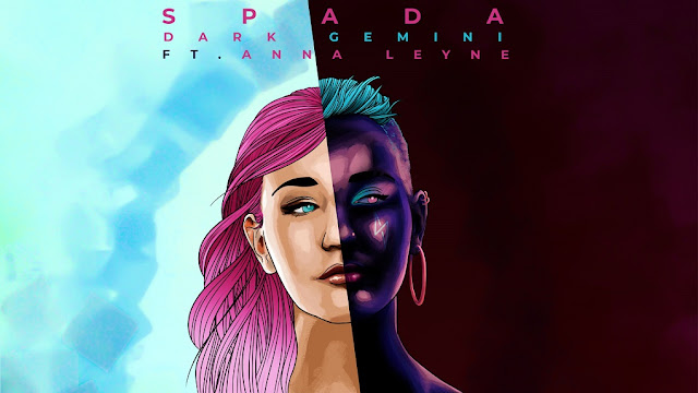 Spada Unveils New Single 'Dark Gemini' ft. Anna Leyne