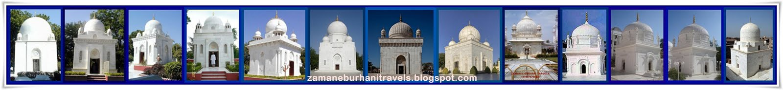 ZAMAN-E-BURHANI TRAVELS