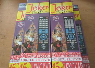 Kode Remote Joker TV SHARP Dan Cara Memasukan Kodenya