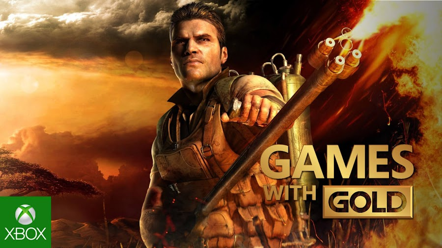 far cry 2 xbox live gold free game