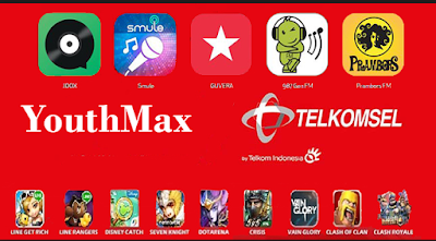 Cara Mencari Bug Host Youthmax Telkomsel Mudah