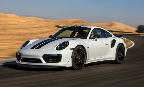 2018 porsche 911 turbo s exclusive review car and driver review. Black Bedroom Furniture Sets. Home Design Ideas