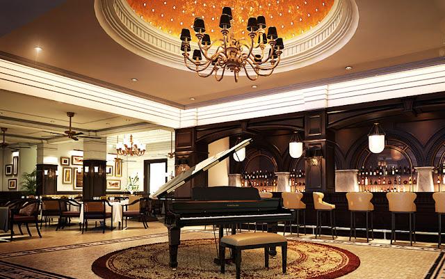 Colonial Bar Majestic Hotel Kuala Lumpur