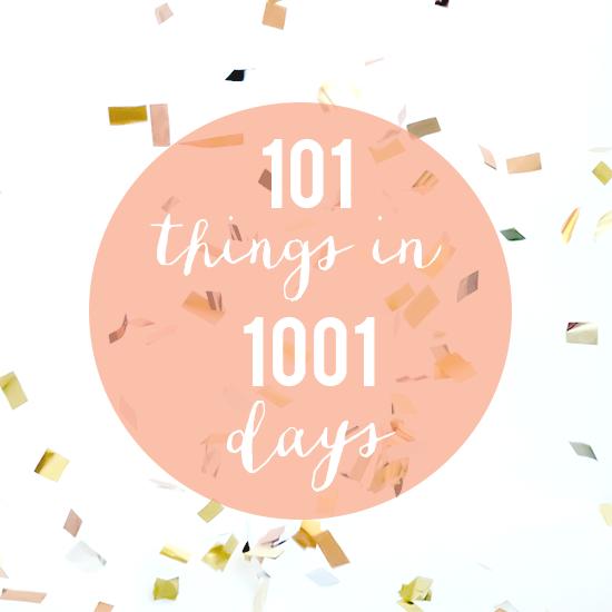 101 in 1001 update