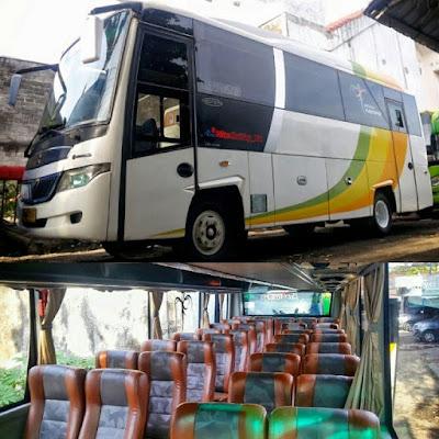Sewa Bus Jogja Seat 31